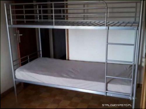 Ogłoszenia Meble Sprzedam łóżko Piętrowe Metalowe Jysk