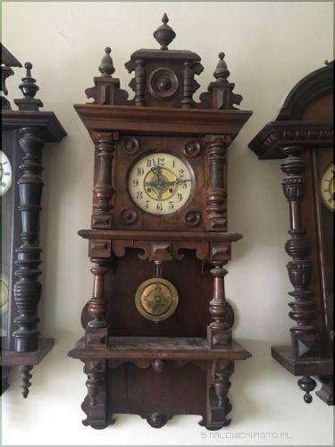 Ogłoszenia Antyki Sprzedam Zabytkowe Zegary ścienne