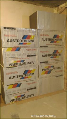 Ogłoszenia - Materiały budowlane - Sprzedam styropian