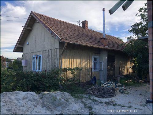 Ogloszenia Domy Sprzedam Drewniany Dom