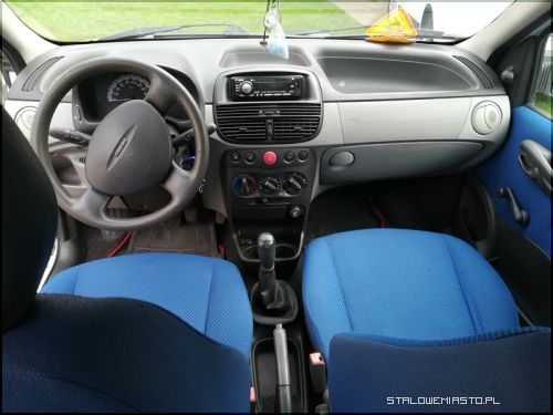 Ogłoszenia Samochody Osobowe Sprzedam Fiat Punto Ii