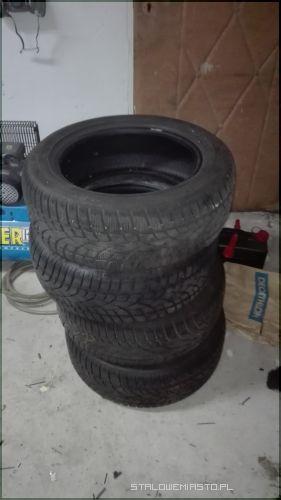 Ogłoszenia Opony I Felgi Sprzedam Opony Zimowe Dunlop 2055516