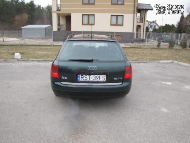 Ogłoszenia Samochody Osobowe Audi A6 19 Tdi 110 Km Kombi