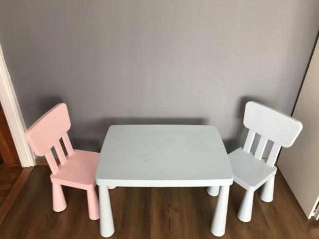 Ogłoszenia Zabawki Stolik 2 Krzesła Stan Bdb