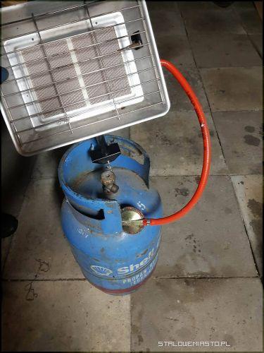 Zaawansowane Ogłoszenia - Sprzęt AGD - Sprzedam butlę gazową+słoneczko QT84